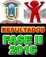 EXAMEN FASE II 2016 UNJBG