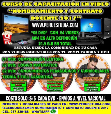 """CURSO-DE-CAPACITACIÓN-EN-VIDEO-""""NOMBRAMIENTO-Y-CONTRATO-DOCENTE-2017""""-768x785"""